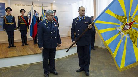 Владимир Бенедиктов представлен в качестве нового командующего Военно-транспортной авиацией