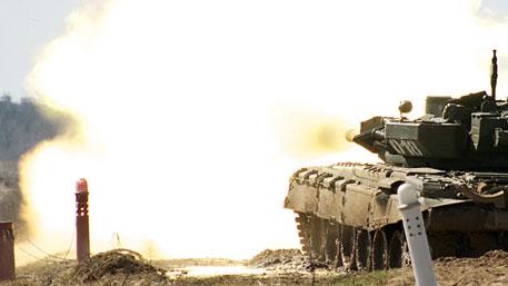 Абрамскапут: Россия готова к танковому «прорыву»