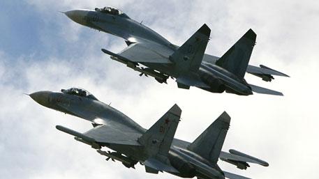 Flanker на хвосте: как русские истребители напугали натовских пилотов