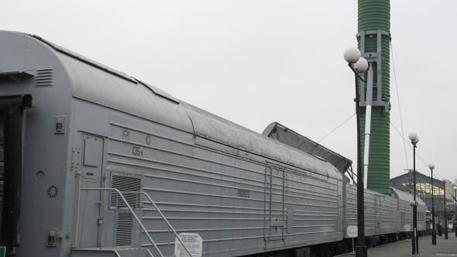 Боевой железнодорожный ракетный комплекс «Баргузин» будет создан в России