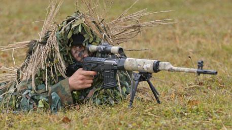 Снайперский монстр: российские винтовки от «мосинки» до «Корда»