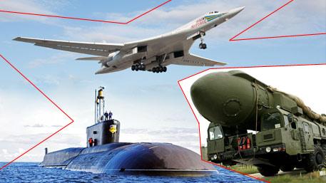 Ударная триада: чем наш ядерный щит отличается от американского