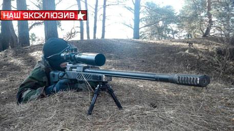 Убойная сила новой винтовки: чудовищные возможности СВЛК-14С