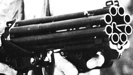 Многоствольные монстры: самое необычное стрелковое оружие