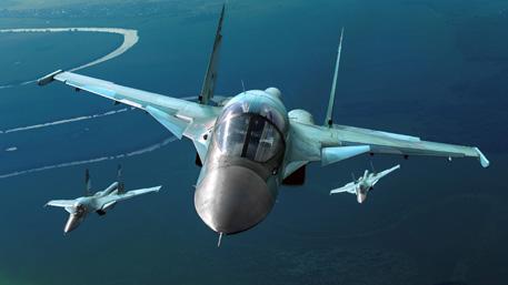 Ударный «Утенок» Cу-34: ВВС РФ получат уникальные бомбардировщики