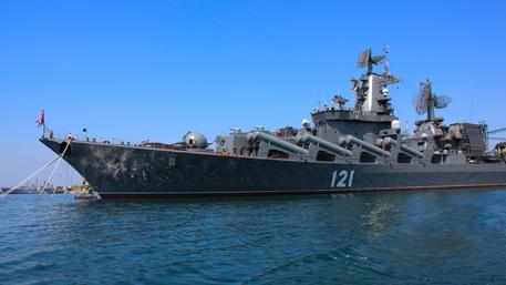 Ликвидатор подводных лодок: на что способен крейсер «Москва»