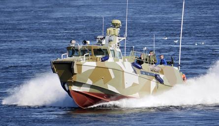 Морской «хищник» спецназа: скоростной катер «Раптор» настигнет любую жертву