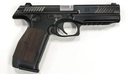«Калашников» представил пистолет на смену легендарному ПМ