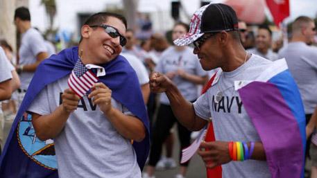 Количество гомосексуалистов в америке