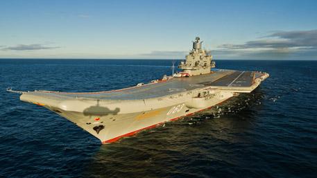 Китайцы восторженно обсуждают российский авианосец будущего