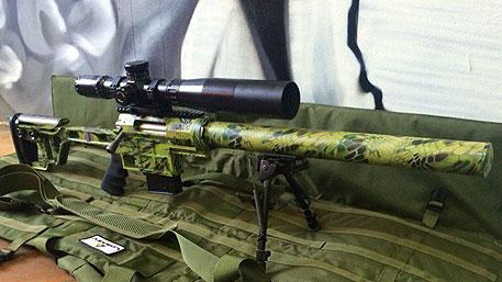 «Размазать» снайпера с двух километров: винтовка DXL-4 не оставит врагу шансов