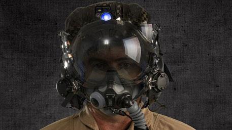 Дополненная реальность: новый шлем даст летчикам возможность управлять взглядом