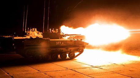Новейший снаряд для БМП «Вишня-1» создали в России
