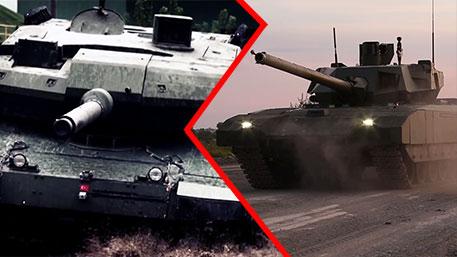Altay против «Арматы»: откуда скопирован первый турецкий танк