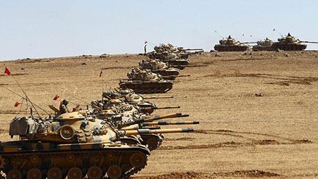 Армия не первой свежести: на чем Турция совершает бронетанковые туры в Ирак