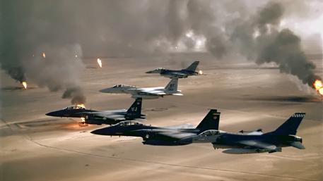Операция «Буря в пустыне»: 25 лет уроков американской порки неугодным
