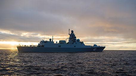 «Корабль-невидимка» российского флота: на что способен фрегат «Адмирал флота Советского Союза Горшков»