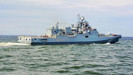 Российские корабли вышли на учения в Черное и Каспийское моря для поиска мин