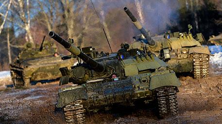 Глобальная военная мощь РФ: чем российская армия сильнее китайской