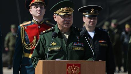 Сергей Шойгу прибыл в Крым для проверки хода строительства военной инфраструктуры
