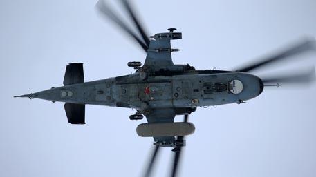 Ка-52К «Катран» получит новейший радар