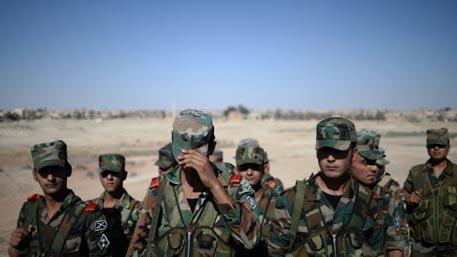 Минобороны РФ занимается обучением подразделений сирийской армии – Шойгу