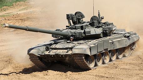 Неубиваемые: что делает броню современных российских танков столь совершенной