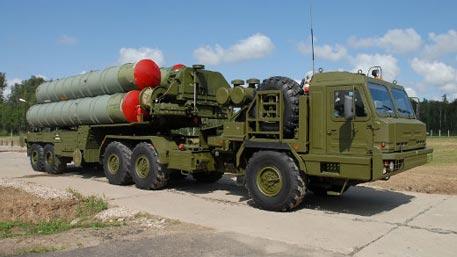 Ракетные комплексы С-400 «Триумф» прикроют Ленинградскую область