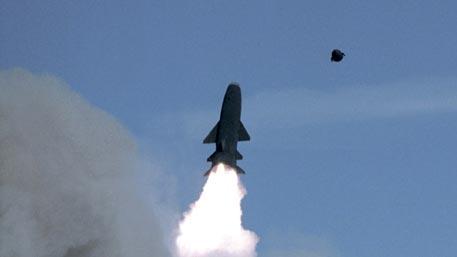 Атомная субмарина «Смоленск» осуществила пуск крылатой ракеты