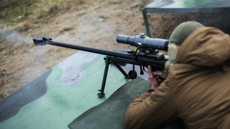 Толще лоб – больше пули: почему военные считают винтовку идеальным оружием