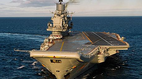 Залпы русофобии: почему истерит НАТО при виде «Адмирала Кузнецова»