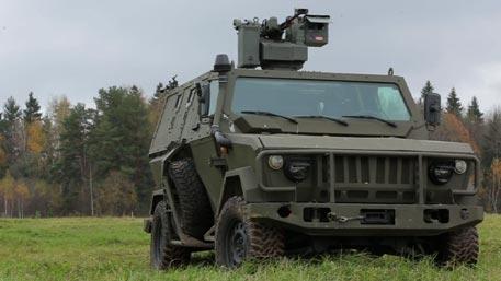 Наш ответ Hummer: на что способен новый российский бронированный внедорожник