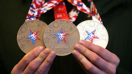 Сборная РФ одержала победу в медальном зачете Всемирных военных игр