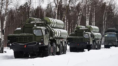 Полк С-400 «Триумф» вернулся в Подмосковье после стрельб на Ашулуке