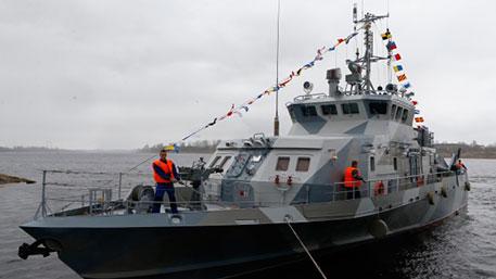 Новый противодиверсионный катер войдет в состав Тихоокеанского флота