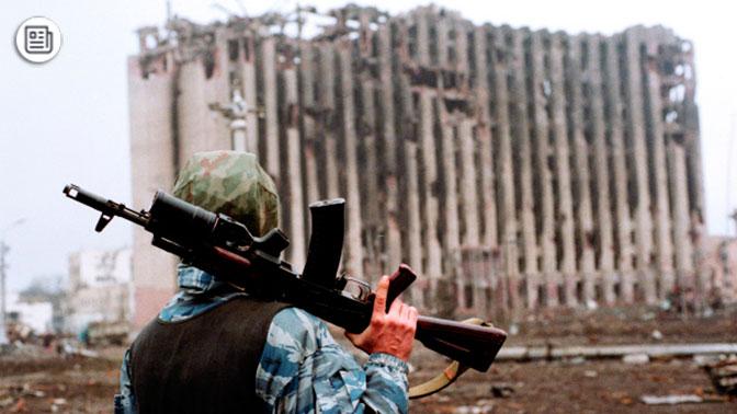 Три страшных дня в Грозном: персональный Сталинград огнеметчика Панфилова