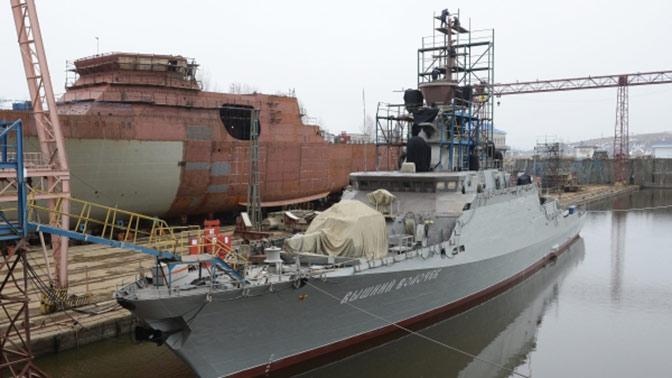Вооруженный «Калибрами» новейший малый ракетный корабль ЧФ прибыл в Новороссийск