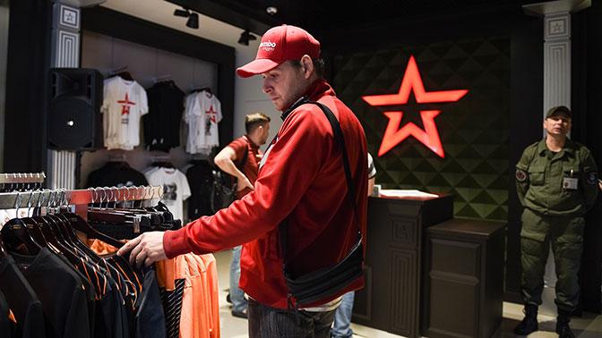 «Сирийская» коллекция одежды от «Военторга» бьет все рекорды по продажам
