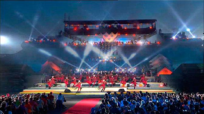 Стартовала церемония закрытия «АрМИ-2017»