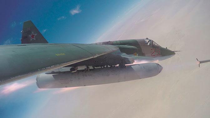 «Грибы» над Хмеймимом: как ВКС РФ ломают хребет международному терроризму в Сирии