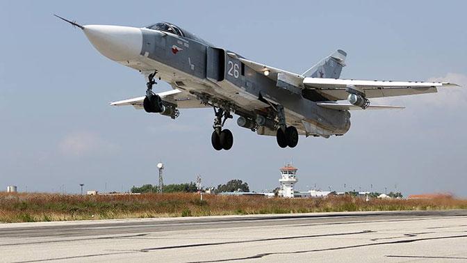 Российские самолеты за неделю совершили 290 боевых вылетов в Сирии