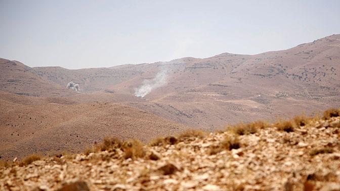Крупные объекты террористов уничтожены ракетами «Калибр» в районе города Дейр-эз-Зор