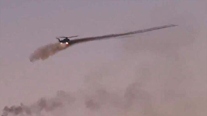«Кровавая карусель» для ИГИЛ*: как вертолеты ВКС РФ решили исход битвы за Дейр-эз-Зор