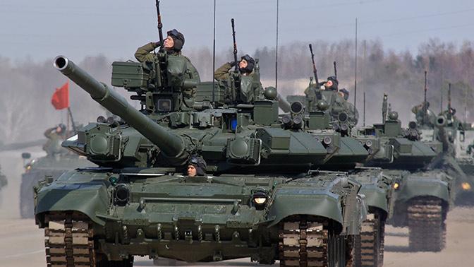 Контрольные проверки стартуют во всех частях и соединениях армии РФ