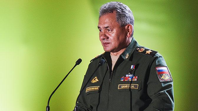 Министр обороны РФ подвел итоги учений России и Белоруссии «Запад-2017»