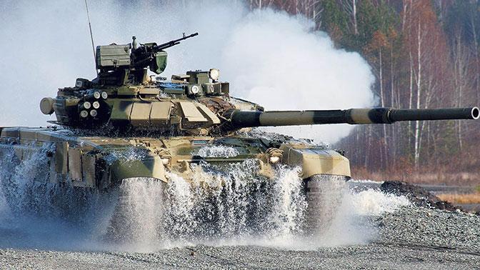 Уникальный и сверхмощный: как Т-90 стал танком номер один в мире