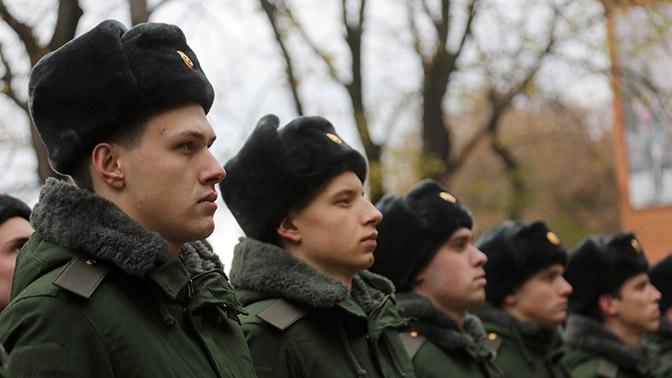 Путин увеличил штатную численность ВС РФ почти до 2 млн человек