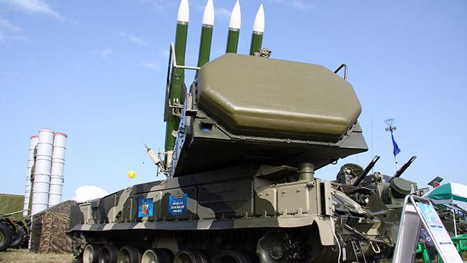В Бурятии на боевое дежурство заступят новые ЗРК «Бук-М2»