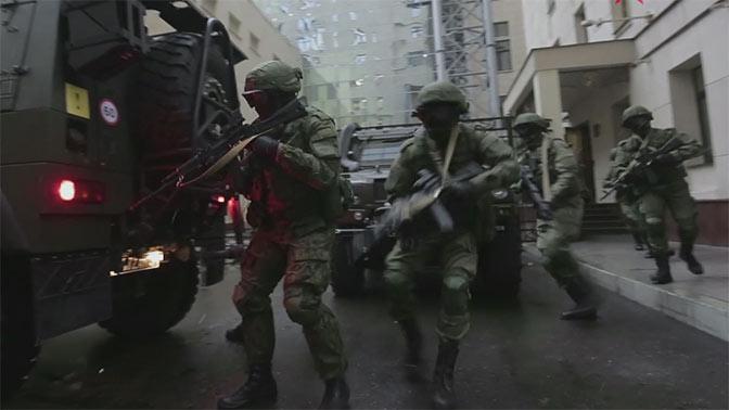 «3-й Дом» как крепость: кто охраняет Национальный центр управления обороной РФ