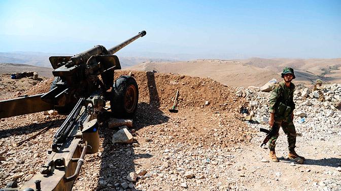 Боевики два раза нарушили режим предотвращения огня вСирии
